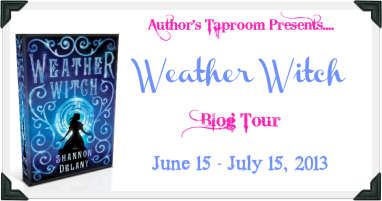 Weather Witch Tour Badge