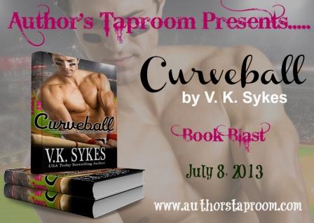 Curveball Book Blast Badge