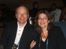 Randy and Vanessa at RWA