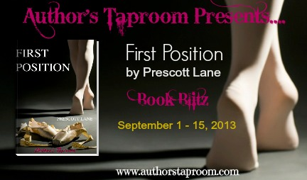 First Position Book Blitz Tour Badge