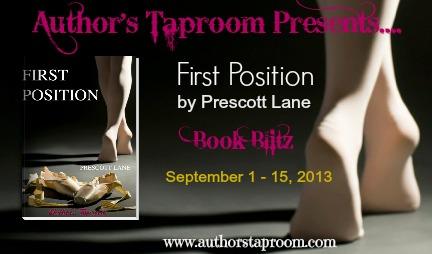 First Position Book Blitz Tour Badge
