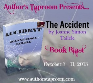 Accident Book Blast Badge