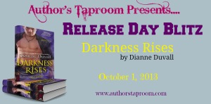 Darkness Rises Release Day Blitz Badge
