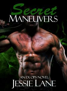 Secret Maneuvers - Ex Ops #1 cover proto type 2