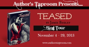 Teased Blog Tour Badge