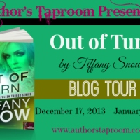 Blog Tour & Giveaway for Out of Turn (Kathleen Turner Series #4) by Tiffany Snow