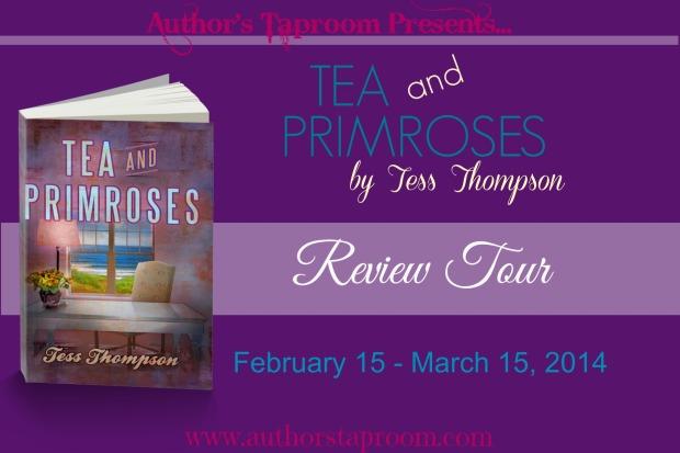 Tea and Primroses Tour Badge