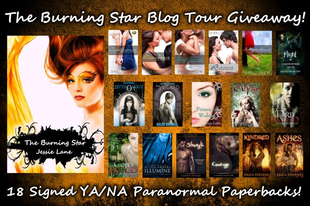 TBS Blog Tour Giveaway