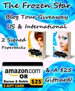The Frozen Star Blog Tour Giveaway