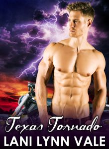 Texas Tornado ebook cover