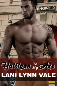 Halligan To My Axe COVER