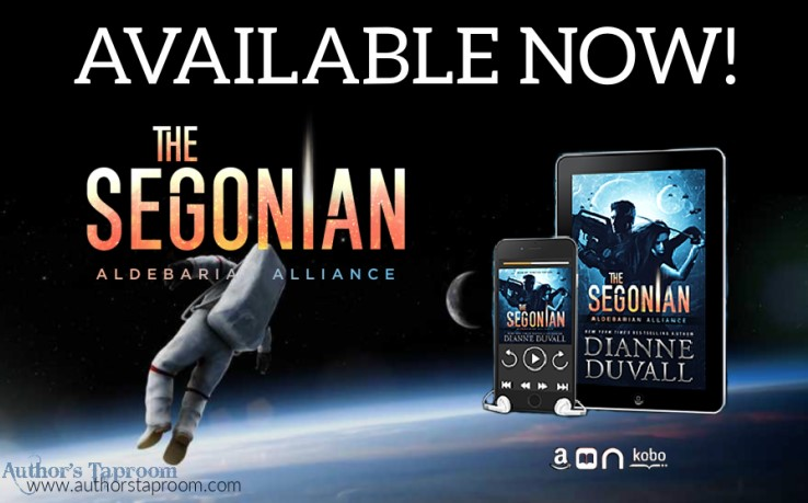 Release Day:  The Segonian by Dianne Duvall
